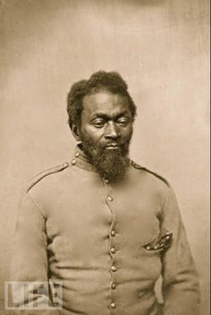 Even before blacks were officially recognized as federal soldiers, many slaves like Nick Biddle escaped and joined Union lines. In 1861, he wore a uniform, traveled with his employee's company to Baltimore to help protect Washington, D.C., after the surrender of Fort Sumter. Once there, he was set upon by a pro-Confederate mob, attacked with slurs and a brick that hit him in the head so severely it exposed his skull. Some consider him the first man wounded in the Civil War.
