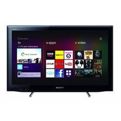 Sony KDL22EX553BU 22-inch Widescreen HD-ready SMART WiFi LED TV with Freeview HD - Black