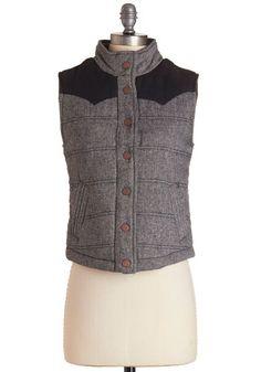 House Show Headliner | Mod Retro Vintage Vests | ModCloth.com