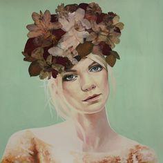 Rosa Bloom by Anika Manuel I DegreeArt