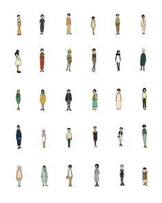 illustration + ilustração + style + fashion