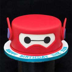big hero 6 birthday cake - For all your cake decorating supplies, please visit craftcompany.co.uk