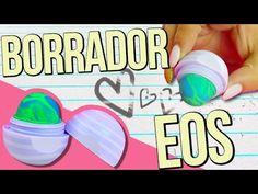 Transforma tu EOS en BORRADOR ♥ HAZ TUS PROPIOS BORRADORES! - DIY - YouTube