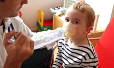 A rise in respiratory problems among children could be down to more parents living in damp and cold conditions. Photograph: Voisin/Phanize/Rex Features
