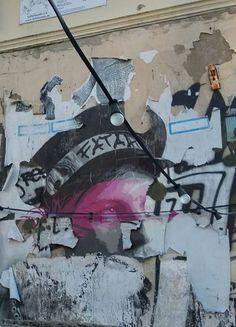 Streetart am VEB-Feinkost-Gelände, Karl-Liebknecht-Straße, Leipzig - Foto: S. Hopp