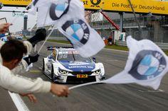 DTM Nürburgring (1. Rennen): Martin gewinnt, Wehrlein Dritter