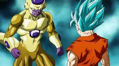 Dragon Ball Super SSGSS Three inch punch