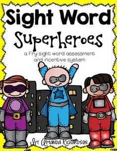 sight word certificate printables