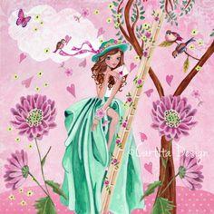 Illustrations   Cartita Design ©2014