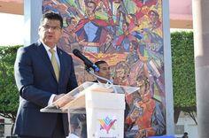 Llama Juan Bernardo Corona a recobrar el espíritu nacionalista y la unidad
