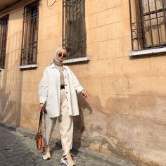 Modern Hijab Fashion, Street Hijab Fashion, Hijab Fashion Inspiration, Muslim Fashion, Modest Fashion, Fashion Outfits, Cute Casual Outfits, Casual Summer Dresses, Casual Hijab Outfit