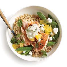 Brown Rice Bowls under 400 calories