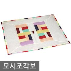 G마켓 - (모시조각보) 전통모시 조각보 포인트조각보 전통소품