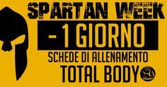 Spartan week: una settimana per dimagrire e tonificare