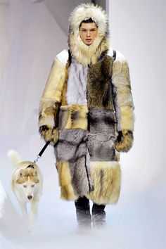 Husky fashion hahaha
