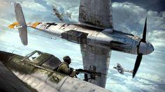 IL-2 Sturmovik: Battle of Stalingrad game wallpaper
