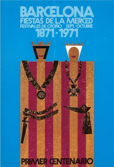 Fiestas de la Merced, 1971