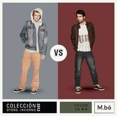 ¿Con cuál #casaca te quedas?