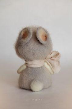rabbit, felt toys, fetreno, rabbit toys