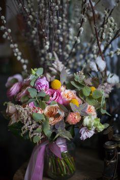© Mint & Sweet Pepper Stuffed Sweet Peppers, Mint, Table Decorations, Nice Flower, Beauty, Flowers, Unstuffed Peppers, Stuffed Peppers, Dinner Table Decorations
