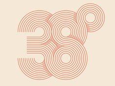 """""""38°"""" Yoga Perdana http://dribbble.com/yoga"""
