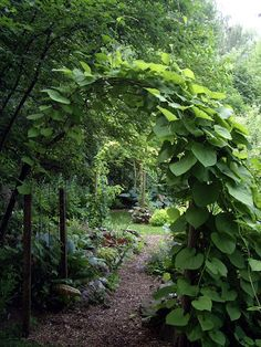 Garden Structures, Garden Paths, Garden Landscaping, Paradise Garden, Dream Garden, Back Gardens, Outdoor Gardens, Landscape Design, Garden Design