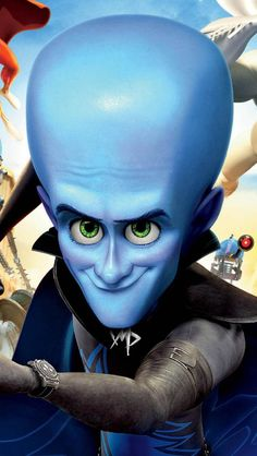 Megamind like man villains is destined from the start to be just that: a villain. Megamind would be a character I feel Cal would look up to in that, Megamind defies his role as a villain and fights to become the unlikely hero and figure of good.