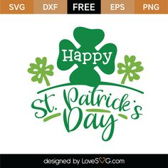 St Patricks Day Cards, Happy St Patricks Day, Cricut Tutorials, Cricut Ideas, St Patrick Day Shirts, St Paddys Day, Silhouette Cameo Projects, Vinyl Projects, Art Projects