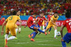 Seguimiento: Alexis y Bravo brillan en la victoria de Chile ante Australia
