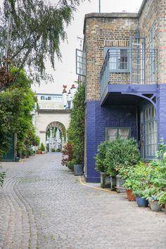 Kynance Mews, Kensington, London