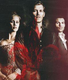 Bad blood - the-originals-tv-show Fan Art
