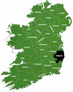 county wicklow ireland - Google Search