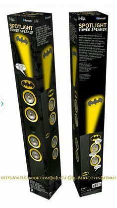 Batman Speakers
