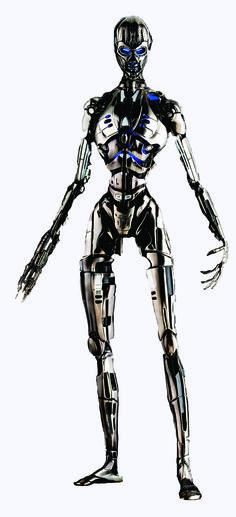 T-X Endoskeleton
