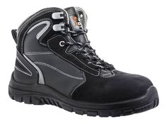 Nelson mid S3 - Neu Modelle - Allschall GmbH Hiking Boots, Shoes, Fashion, Protective Gloves, Boots, Leather, Moda, Zapatos, Shoes Outlet