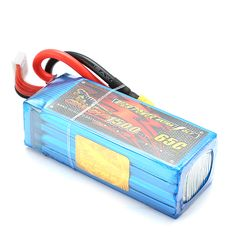 Giant Power Dinogy 1500mAh 14.8V 4S 65C LiPo Battery For RC Airplane Multicopters