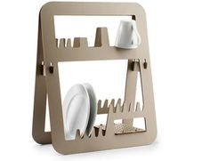 41 Best Drying Rack Images Kitchen Storage Plate Racks
