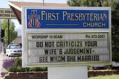 19 Hilarious Church Signs That Prove That Churches Aren't as Boring as We Thought