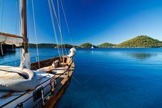 Sailing in #Croatia