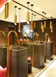Toilette Contemporary Exhibition by Amanda Zotesso Damha, São Paulo – Brazil » Retail Design Blog