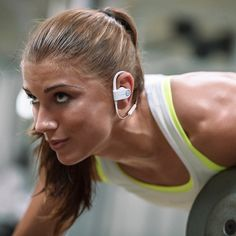 Alex Morgan works like every day is match day.