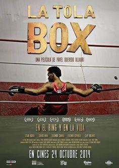 Título: La Tola Box Título original: La Tola Box Género: Drama Estreno: 2014 Censura: 12 años  Sinopsis: En la cima de una loma en el centro histórico de la ciudad de Quito, está ubicado el gimnasio de boxeo del barrio La Tola, en donde entrenan y se forman los mejores boxeadores