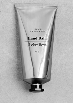 Hand Balm & Other Stories