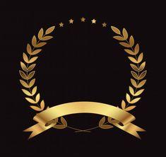 Logo D'art, Art Logo, Illustration Plate, Graphic Design Illustration, Logo Background, Old Paper Background, Toro Vector, Golden Awards, Design Plat