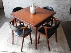 Classic Expandable Dining Table Modern