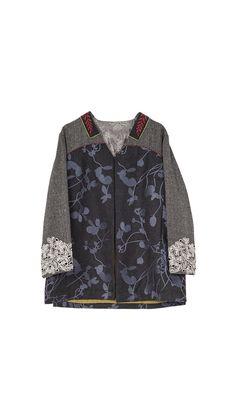 TM Collection: Coat Zoji Multiherbs