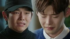Yoon Kyun Sang's Acting as Lee Jong Suk's Brother in Pinocchio is Daebak and Netizens Can't Help But Love Him >>> Yoon Kyun Sang who is playing the role of Ki Jae Myeong, Lee Jong Suk's older brother in the currently airing SBS drama Pinocchio is getting more attention from netizens due to his intense acting in the drama. #yoonkyunsang #pinocchio #leejongsukbrother