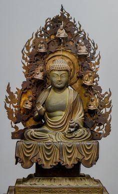 Kamakura Period, Buddha Statues, Buddhist Art, Nara, Inner Peace, Medicine, Japanese, Antiques, Image