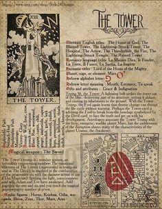 Wiccan Spell Book, Wiccan Spells, Witchcraft, Magick, Divination Cards, Tarot Cards, Grimoire Book, Tarot Astrology, Tarot Major Arcana