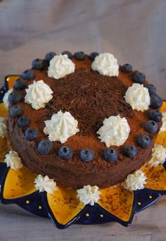 CDJetteDC's LCHF: Gateau Marcel chokoladekage i 2 vidunderlige versioner